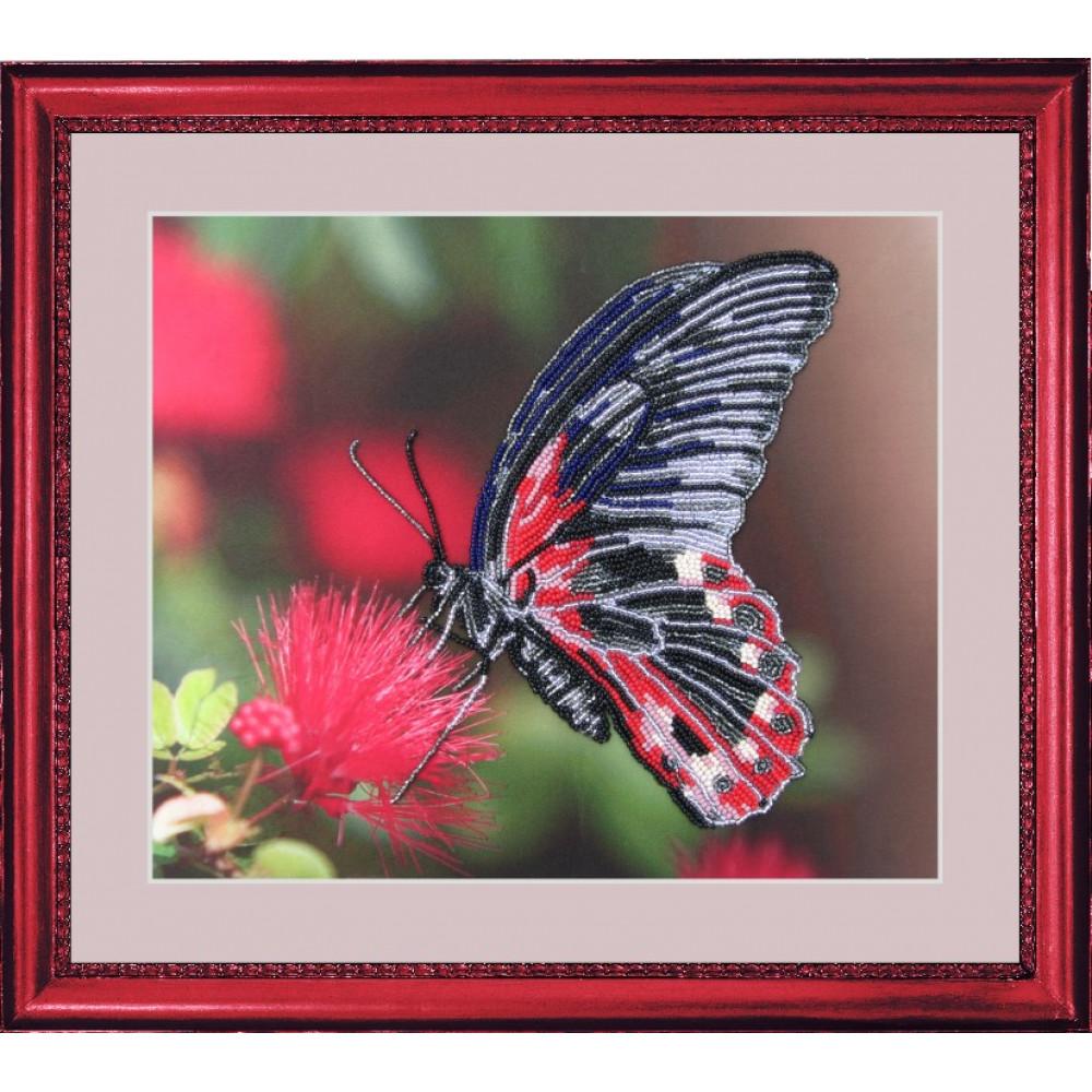 103 Метелик. Butterfly. Набір для вишивання бісером