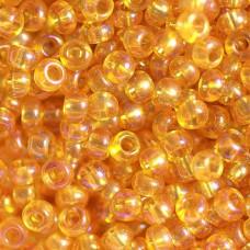 11050 бісер №10 Preciosa (Чехія) 50 грам (Золотий)