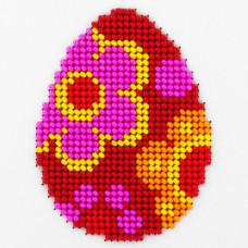 L497 Пасхальне яйце. Луїза. Набір для вишивання бісером
