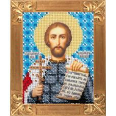 B705 Святий Благовірний Князь Олександр Невський. Вертоградъ . Набір для вишивання бісером