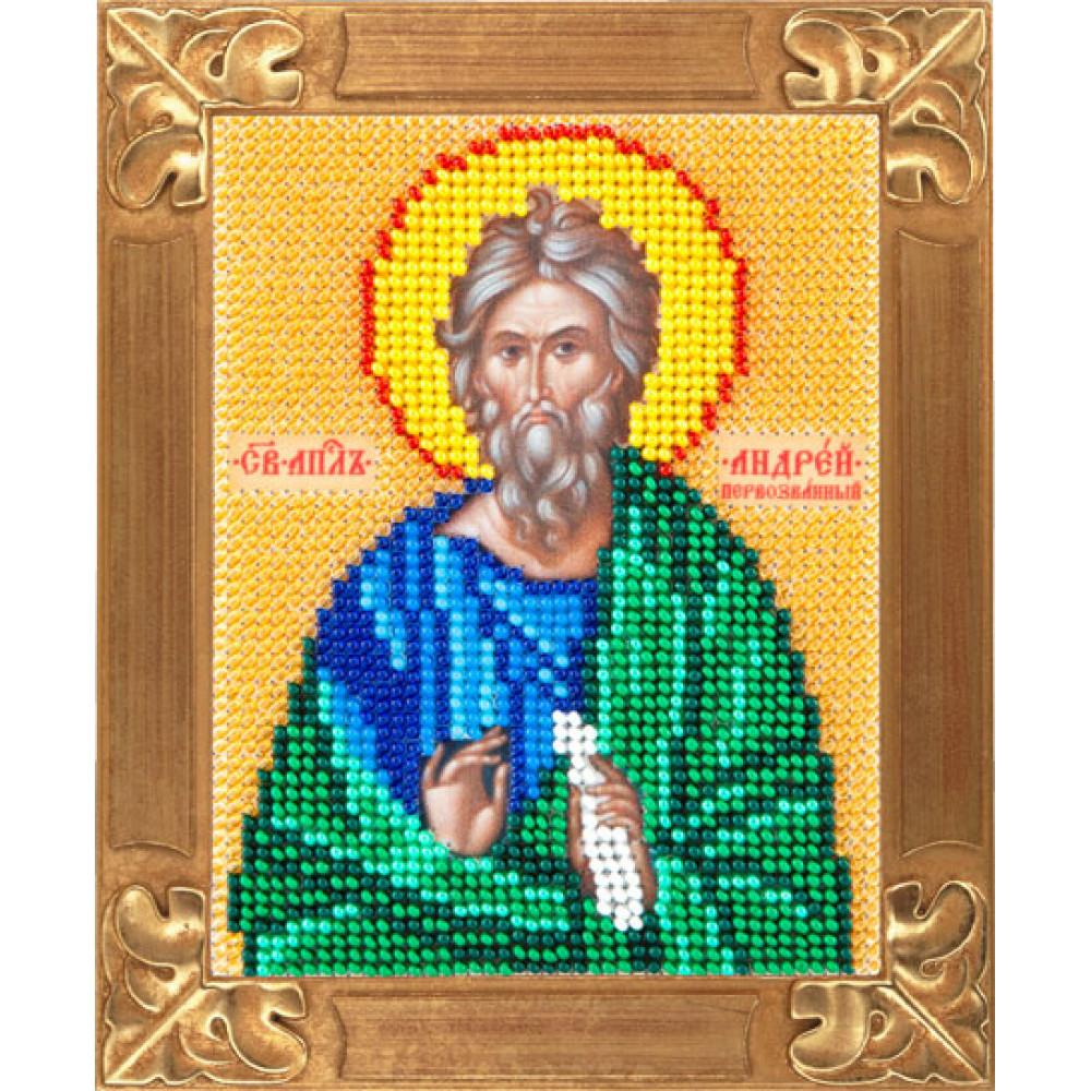 B702 Святий Апостол Андрій Первозванний. Вертоградъ . Набір для вишивання бісером