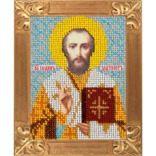B714 Святитель Іоанн Златоуст. Вертоградъ . Набір для вишивання бісером