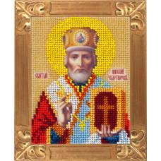 B726 Святитель Миколай, архієпископ Мир Лікійських, чудотворець. Вертоградъ . Набір для вишивання б