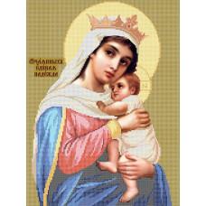 C908 Ікона Пресвятої Богородиці Відчайдушних єдина надія. Вертоградъ.