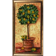 289 Лимонне дерево. Butterfly. Набір для вишивання бісером