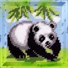 X2015 Панда. Bambini. Набір для вишивання нитками