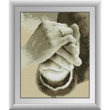 30082 Щасливий день.Dream Art. Набір алмазної мозаїки (квадратні, повна)