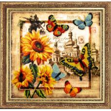 114 Привет из Украины. Butterfly. Набор для вышивания бисером
