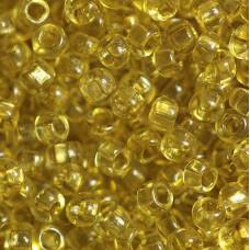 01151 бисер №10 Preciosa (Чехия) 50 грамм (Желтый)