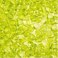 01153 бисер №10 Preciosa (Чехия) 50 грамм (Салатовый)