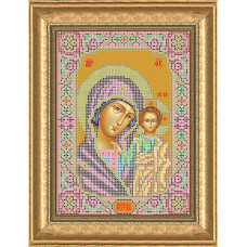 СГ 1006 Богородица. Світ гармонії. Схема для вышивания бисером