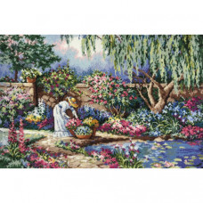 4481 Улюблений сад. Classic Design. Набір для вишивки хрестом