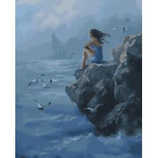 50021 Мрія Dream Art. Набір для малювання картини за номерами.