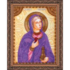 AA-014 Свята Марія. Абрис Арт. Набір для вишивання бісером (АА-014)