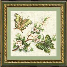 191 Метелики. Чарівна Мить. Набір для вишивання нитками