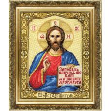 254 Ікона Господа Ісуса Христа. Чарівна Мить. Набір для вишивання нитками