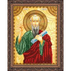 AA-022 Святий Павло. Абрис Арт. Набір для вишивання бісером (АА-022)