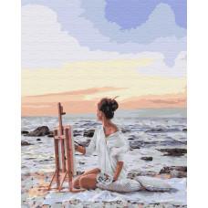 BS25437 Мистецтво Одеси. Brushme. Картина за номерами