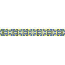 БВ-003 Браслет (2,5 см). ВДВ. Набор для вышивания бисером