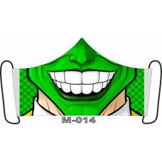 М-014L Баф-маска (розмір L). Rainbow beads