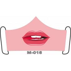 М-016M Баф-маска (розмір M). Rainbow beads