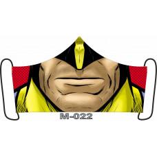 М-022M Баф-маска (розмір M). Rainbow beads