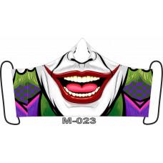 М-023M Баф-маска (розмір M). Rainbow beads