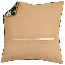 PN-0021054 Оборот для подушки з блискавкою, бежевий. Vervaco