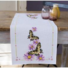 PN-0153766 Метелики. Набір для вишивки нитками. Vervaco