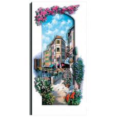 РТ150167 Італійські пейзажі. Венеція. Папертоль. Картина з паперу