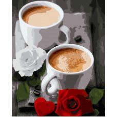 TCR3008 Coffee break. Colorum. Набір для малювання картини за номерами