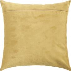 VB309 Світле золото (оксамит). Чарівниця. Оборот для подушки