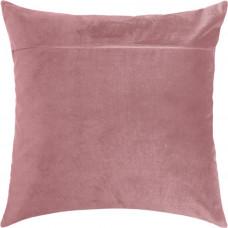 VB318 Рожевий виноград (оксамит). Чарівниця. Оборот для подушки